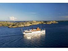 Pressbild - Strömma Skärgårdsbåtar - M/S St Erik