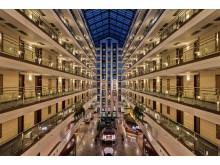 Lobby Maritim Hotel Magdeburg
