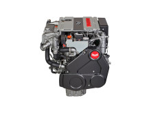 Hi-res image - YANMAR - YANMAR 4LV Series of common rail engines (front)