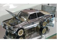 Ford Escort Juwelier-Modellauto