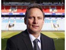 Tom Fodstad i Norges Fotballforbund