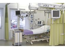 specialinrett patient/forskningsrum på SÄS