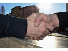 Nytt samverkansavtal mellan Skellefteå kommun och polismyndigheten i Skellefteå för åren 2011-2012
