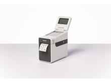 Labelprinter Brother TD-2120N - Voedingslabeloplossing veiligheidsnaleving