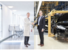 Ford kooperiert mit Uniklinik