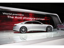 Audi prologue right side