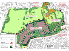 CEMETERY: Work is set to begin to turn a section of Denehurst Park into a 2,000 plot burial ground