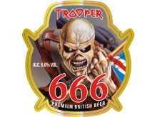 Iron Maiden TROOPER 666