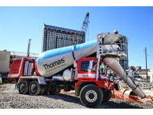 Betongbil, Thomas Concrete USA