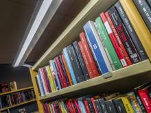 Anubis - lättplacerad LED-belysning för bland annat butik och bibliotek