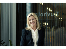 Cecilie Martinsen, administrerende direktør i Selvaag Eiendom.