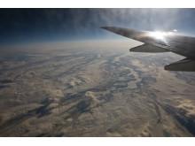 Mit dem Flugzeug nach Norwegen