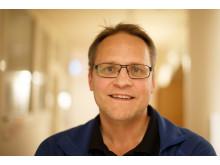 Patrik Samuelsson, Avdelningschef fritid bad Umeå kommun