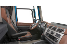 28. DAF CF - Interior - Exclusive Line
