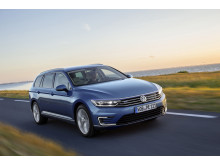 Volkswagen Passat GTE är Sveriges populäraste supermiljöbil.