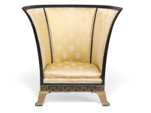 Henning Hansen: Art Deco stol