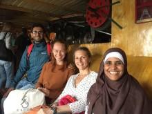 Gårdsföreningar skapar engagemang och integration