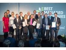 2019 Sweden's Best Managed Companies
