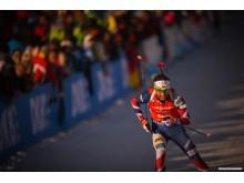 Ole Einar - sprint VM Hochfilzen
