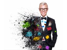 Bingo Rimér skänker konst till diabetes Wellness till förmån för diabetesforskningen