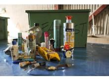 Felsorterat farligt avfall