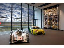 35 years of motorsport history at Audi Sport, Neuburg