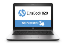 EliteBook 820 G3 front facing_TS