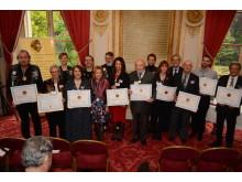 """Die Preisträger des """"Grand Prix Humanitaire de France 2019"""""""