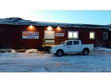 Den nye forretning i Tassilaq