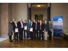 2009 års innovationsstipendiater