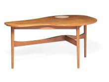 Finn Juhl: Sjældent sofabord. Hammerslag: 370.000 kr.