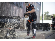 Nordic Championship 2018_SWE_Ferry Svan_Stock Saw
