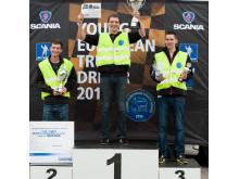 Lars Søndergård vinder chaufførkonkurrence