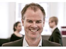 Lars Reidar Vold-Andersen, administrerende direktør i Transcendent Group