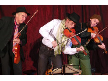 Fyra söndagar i höst-teatermatiné på Bristol