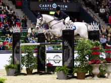 Gothenburg Horse Show - Carpe Diem Beds
