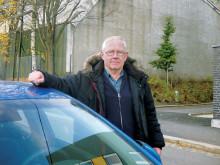 Arne Graff, Oslos beste elbilsjåfør.