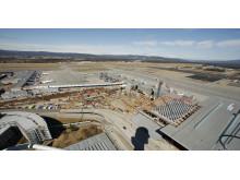 Ny ankomst- og avgangshall mai 2013