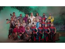 Robin Hood Ensemble Gruppbild