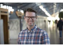 Andreas Dahlgren, projektledare trafikomläggning