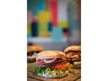 Juicy Vegan Burger-19