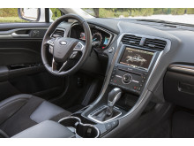 Nye Ford Mondeo Hybrid, interiørbilde