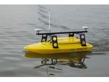 High res image - Oceanology International - Seafloor's new EchoBoat