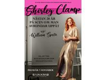 Shirley Clamp - nästan 20 år på scen om man avrundar uppåt. Foto Daniel Stigefelt
