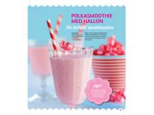 Polkasmoothie - från Skånemejeriers nya kokbok Ät Godare