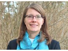 Johanna Woltjer, sjukhusdirektör Lasarettet i Enköping