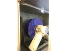 Energisnål fläktvägg förbättrade luftväxlingen i kontorshus