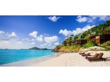 Cocos Hotell på Antigua