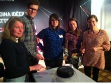 Innocarnival: Invigning med tårta
