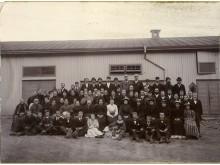Historisk bild Charlottenberg